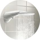 Instalação de chuveiro elétrico